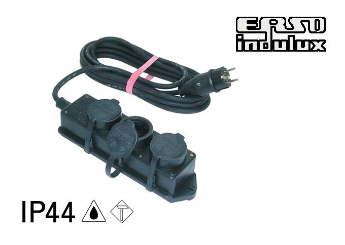 Volledig rubberen verdeler IP44 | DKMTools - DKM Tools
