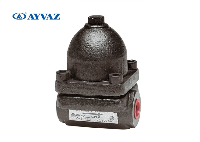 Bi metaal Condens pot TK 1 BSP   DKMTools - DKM Tools