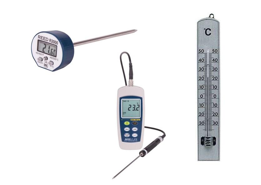 Tempatuur meters   DKMTools - DKM Tools