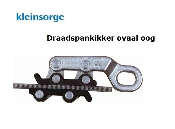 Draadspankikker ovaal oog | DKMTools - DKM Tools
