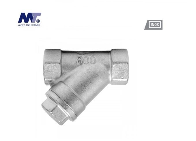 Y-filter AISI-316 PN-16 | DKMTools - DKM Tools