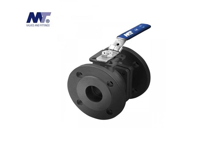 Tweedelige kogelkraan WCB PN16 | DKMTools - DKM Tools