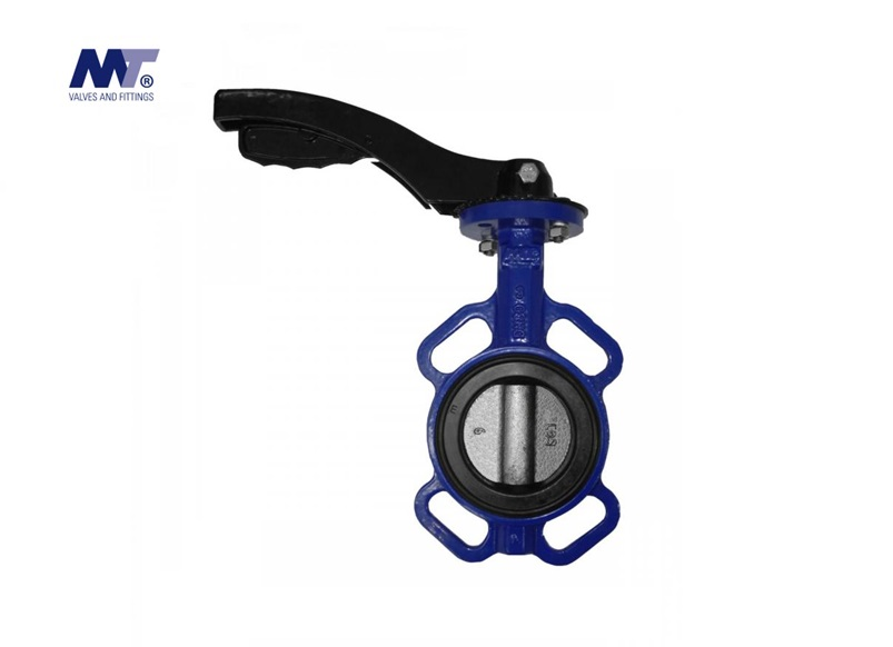 Vlinderkleppen Wafer Type 5114   DKMTools - DKM Tools