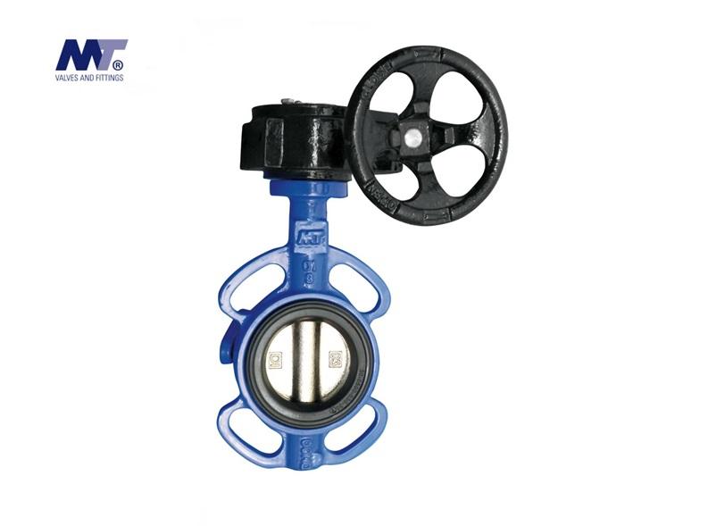 Vlinderkleppen Wafer Type 5114MR   DKMTools - DKM Tools
