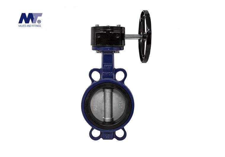 Vlinderkleppen Wafer Type 51151MR   DKMTools - DKM Tools