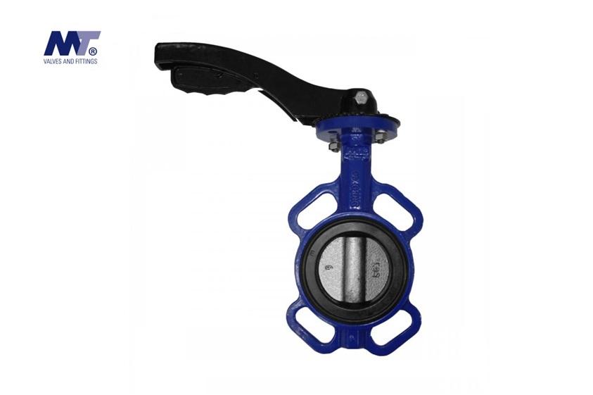 Vlinderkleppen Wafer Type 5115 Cast Iron   DKMTools - DKM Tools