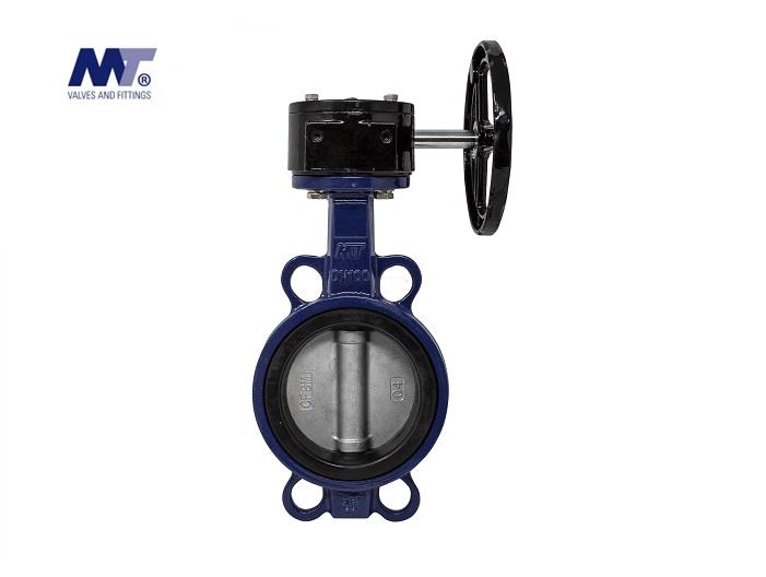 Vlinderkleppen Wafer Type 5115MR Cast Iron   DKMTools - DKM Tools