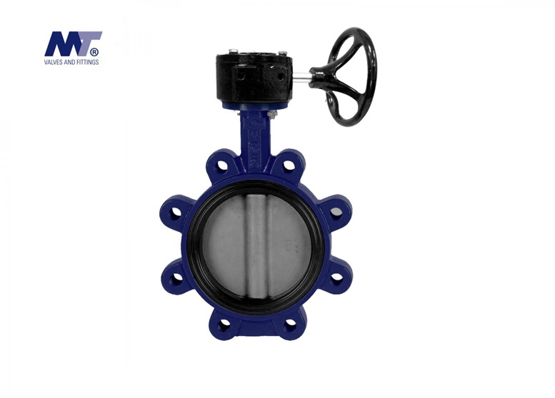 Vlinderkleppen Wafer Lug type 5144MR   DKMTools - DKM Tools