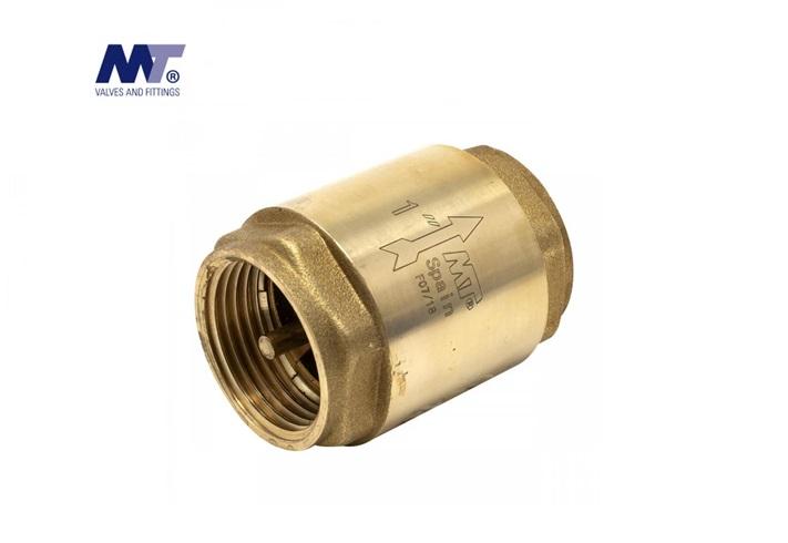 Terugslagklep brons binnendraad BSP 4215   DKMTools - DKM Tools