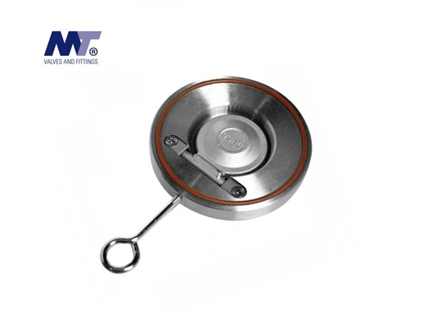 Inklem terugslagklep AISI-316   DKMTools - DKM Tools