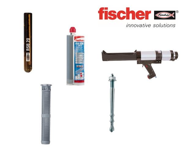 Fischer Chemische bevestigingen | DKMTools - DKM Tools