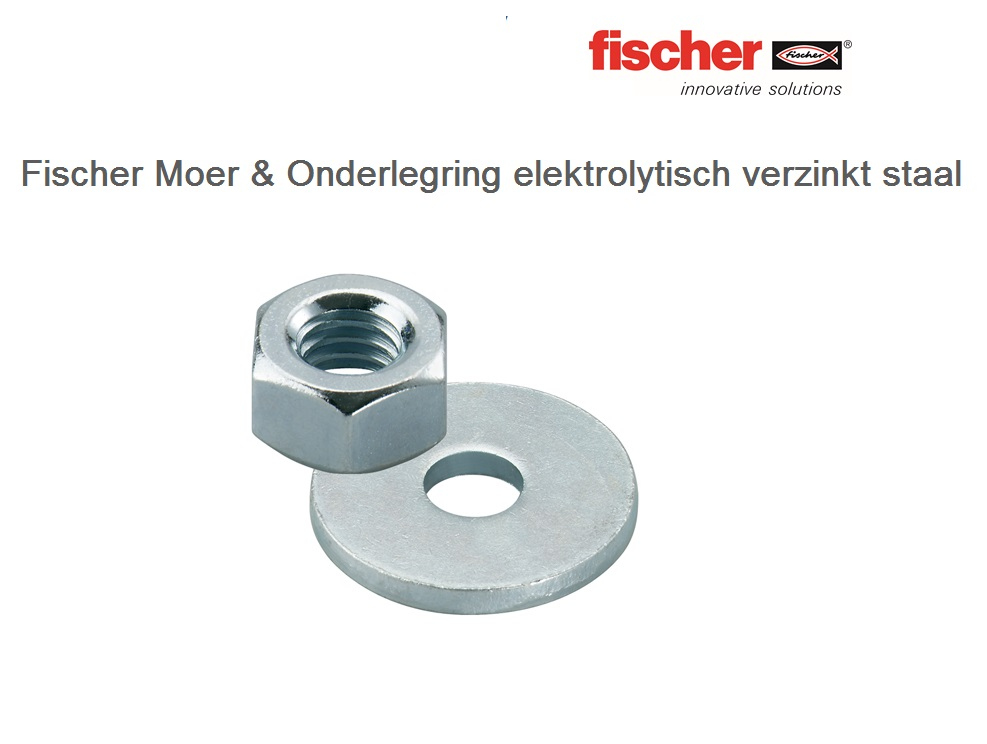 Fischer Moer en Onderlegring EV   DKMTools - DKM Tools
