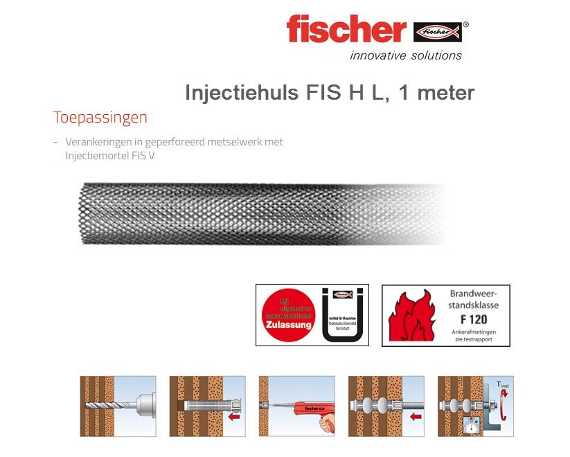 Fischer Injectiehuls FIS H L   DKMTools - DKM Tools