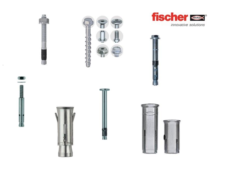Fischer Ankers | DKMTools - DKM Tools