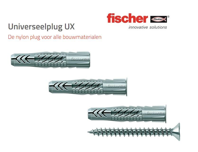 Fischer Universeelplug UX | DKMTools - DKM Tools