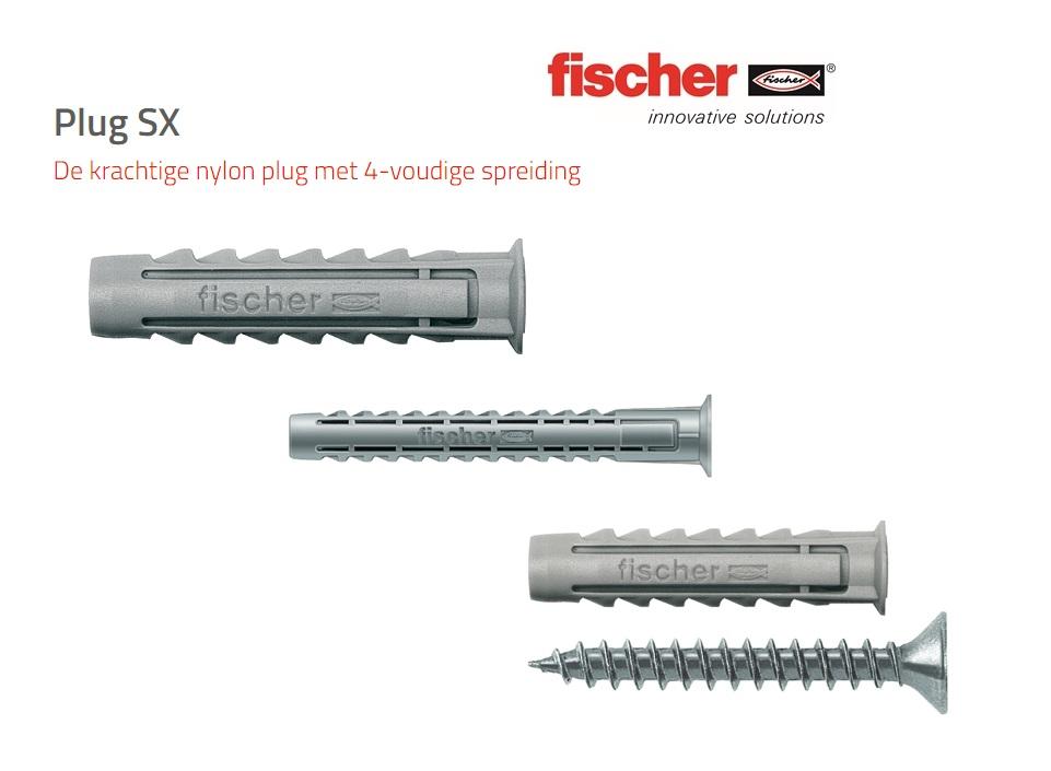 Fischer Plug SX | DKMTools - DKM Tools
