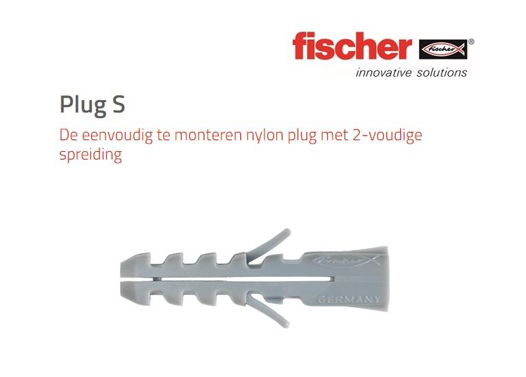 Fischer Plug S | DKMTools - DKM Tools