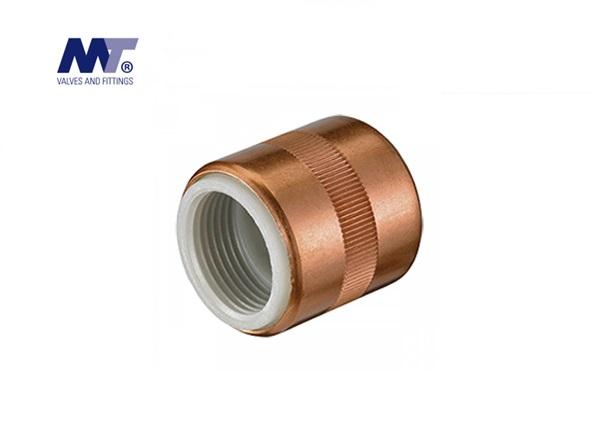 Messing isolatie koppeling | DKMTools - DKM Tools