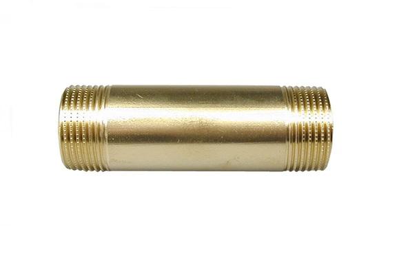 Messing Pijpnippel BSP | DKMTools - DKM Tools