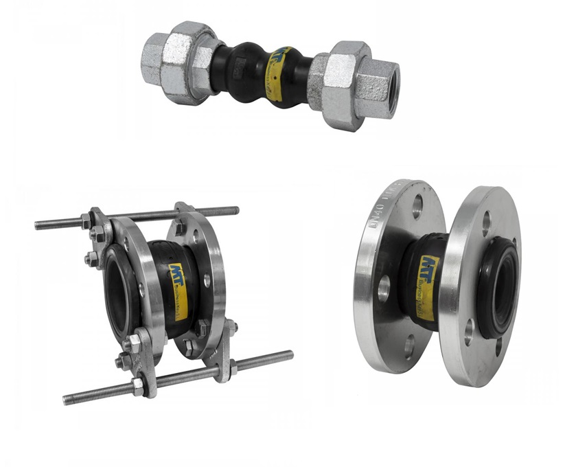 Rubber expansie compensatoren | DKMTools - DKM Tools