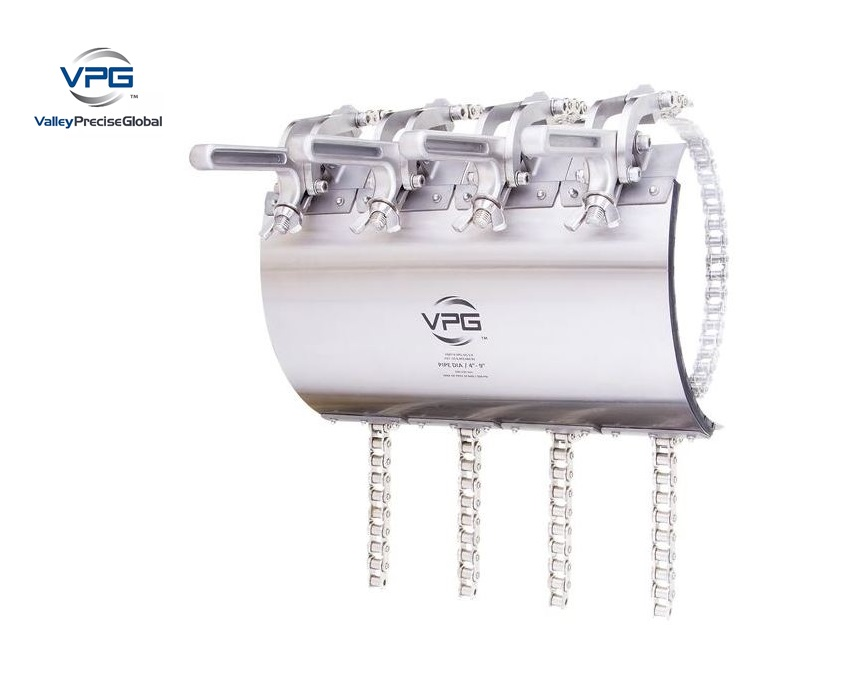 RapidResponse COMMERCIAL clamp-NBR QUAD   DKMTools - DKM Tools
