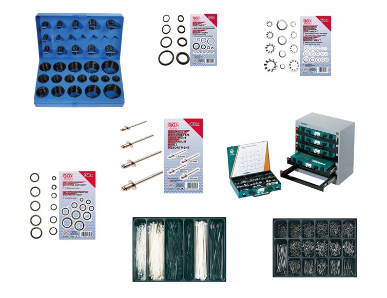 Dichting-assortiment | DKMTools - DKM Tools
