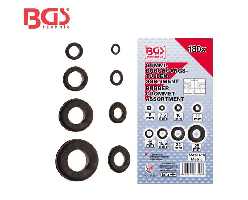 Assortiment doorvoertulen rubber | DKMTools - DKM Tools