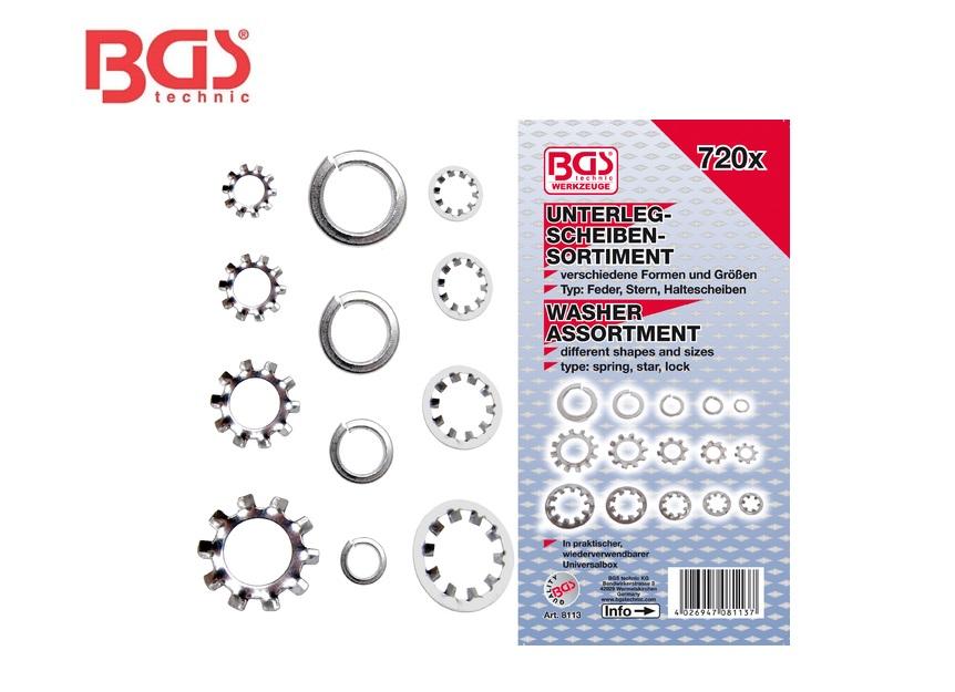 Assortiment onderleg ringen | DKMTools - DKM Tools