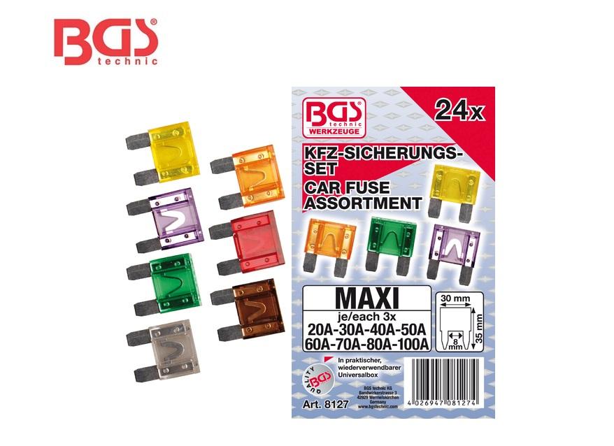 Assortiment autozekeringen MAXI | DKMTools - DKM Tools